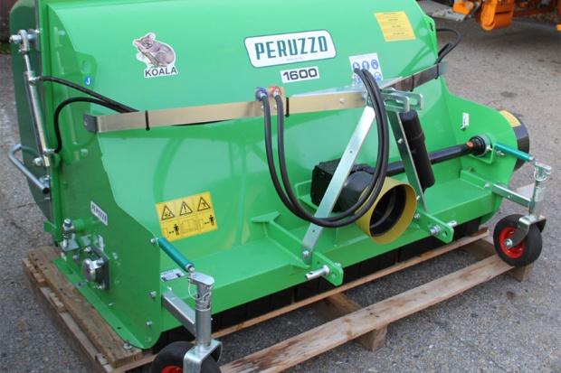 Ogłoszenie rolnicze: Kosiarka zbierająca PERUZZO KOALA  1600 / NOWA