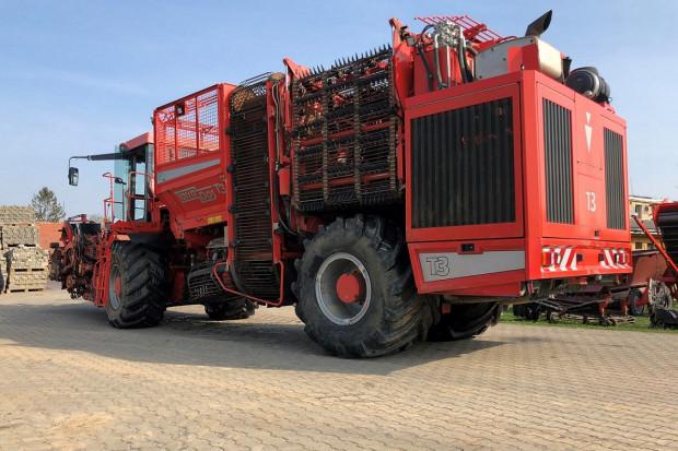 Ogłoszenie rolnicze: HOLMER TERRA DOS T3 - 2007 ROK + CZĘŚCI