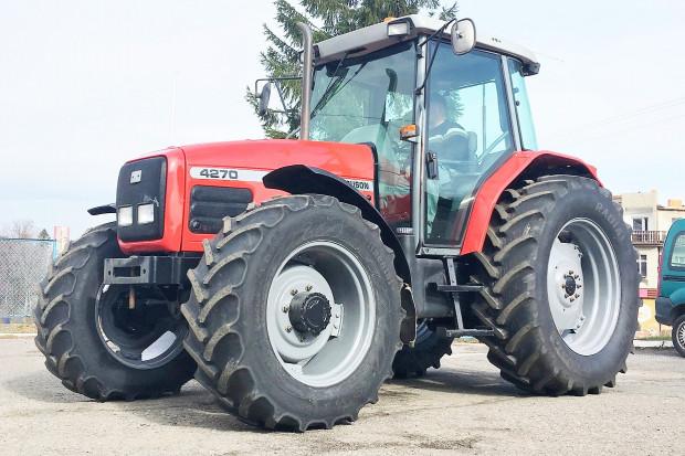 Ogłoszenie rolnicze: MASSEY FERGUSON 4270 - 110 KM