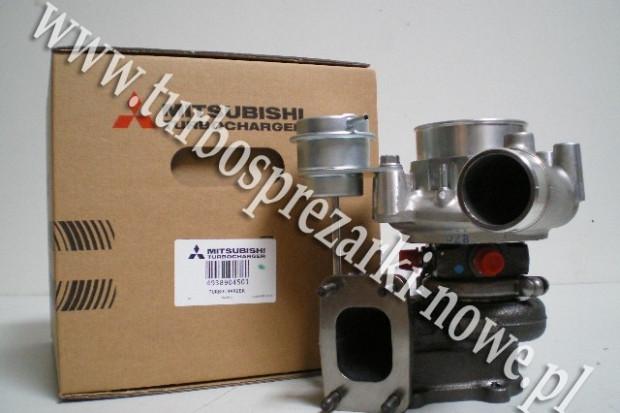 Ogłoszenie rolnicze: Fiat - Turbosprężarka MITSUBISHI 3.0 49389-04501 /  49389045