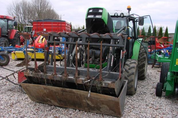 Ogłoszenie rolnicze: Deutz - Fahr Agrolux 65