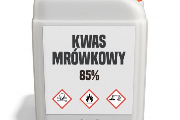 Ogłoszenie rolnicze: Kwas mrówkowy 85%, kwas karboksylowy 25kg