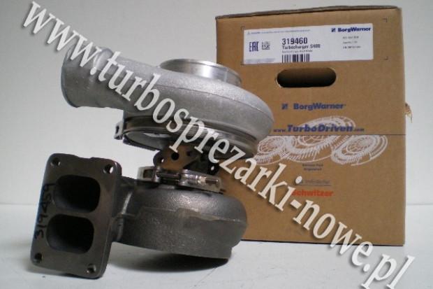Ogłoszenie rolnicze: Komatsu - Turbosprężarka SCHWITZER 11.0 319460 /  319448 /