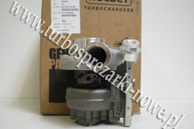 Ogłoszenie rolnicze: Cummins - Turbosprężarka HOLSET  4039331H /  4039331 /  4039