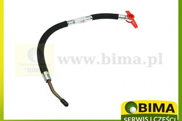 Ogłoszenie rolnicze: Przewód paliwa do świecy z dławikiem Case IH MX100