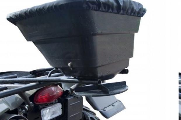 Ogłoszenie rolnicze: Rozrzutnik do soli i nawozu 40 kg ATV