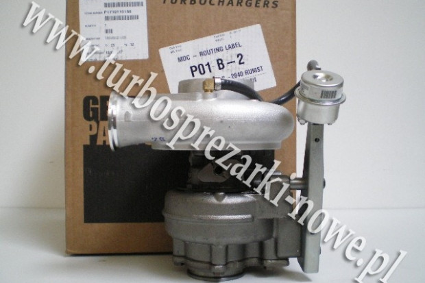Ogłoszenie rolnicze: Cummins - Turbosprężarka HOLSET  3596628 /  3596631 /  35966