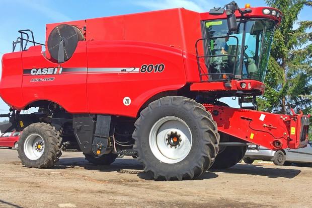 Ogłoszenie rolnicze: CASE 8010 AFX - 7,32 M