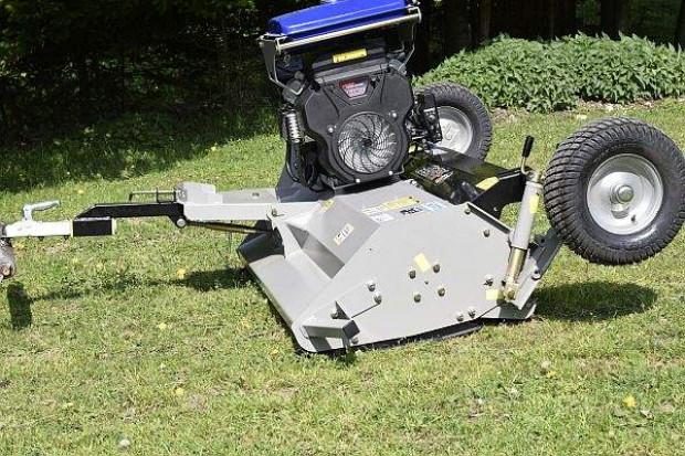Ogłoszenie rolnicze: Kosiarka bijakowa do quadów, szerokość robocza 140cm. Napęd z silnika  22KM