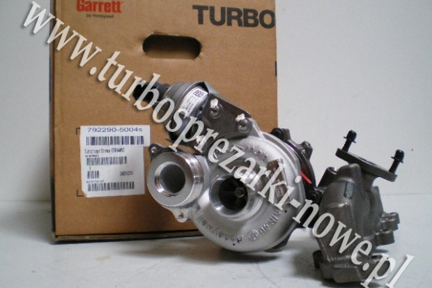 Ogłoszenie rolnicze: VW - Transporter T5 - Turbosprężarka GARRETT 2.0 TDI 792290-