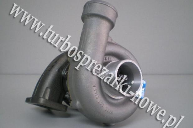 Ogłoszenie rolnicze: Turbosprężarka BorgWarner KKK - Deutz -   53269886500 /  53269706500 /