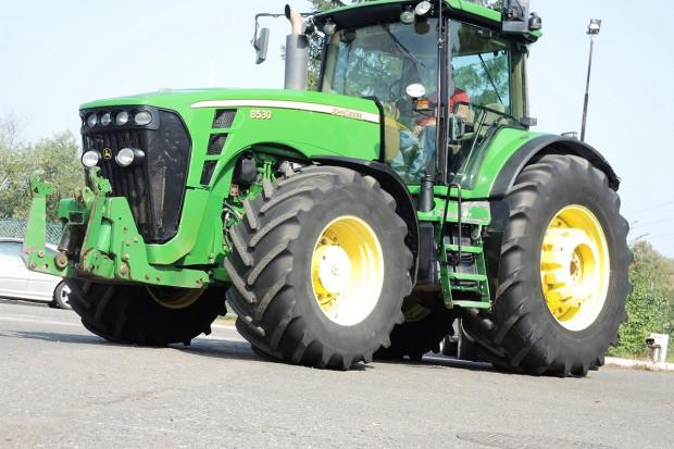 Ogłoszenie rolnicze: JOHN DEERE 8530 - 360 KM - TUZ - 2008 ROK
