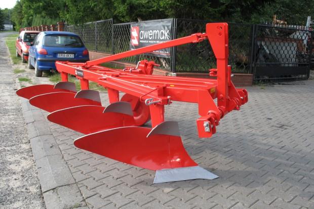 Ogłoszenie rolnicze: Pług zagonowy MAK35 U128/2AWs! Transport gratis!! Odkładnie ŚRUBOWE!