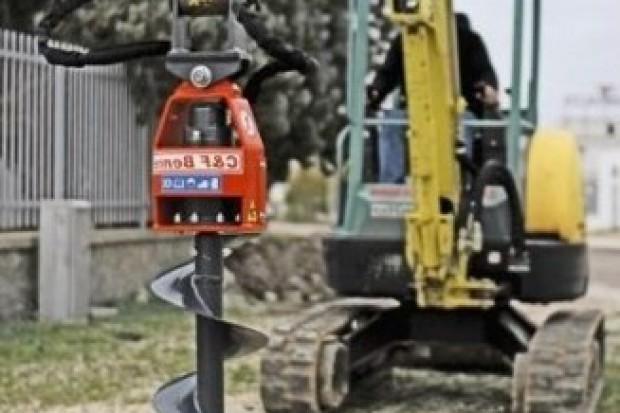 Ogłoszenie rolnicze: Wiertnica hydrauliczna AUGER -10