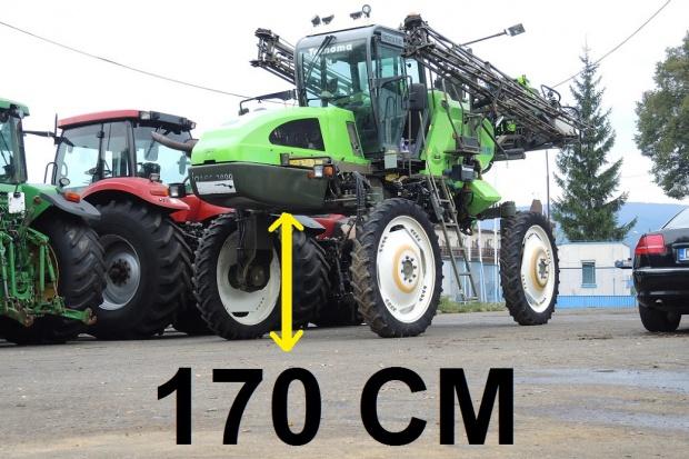 Ogłoszenie rolnicze: Opryskiwacz samojezdny TECNOMA LASER 3000 - 170 CM - 2006 ROK