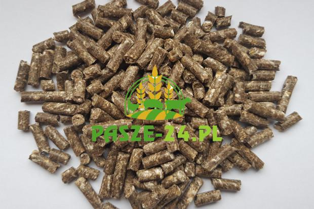Ogłoszenie rolnicze: Pasza pełnoporcjowa granulowana dla królików