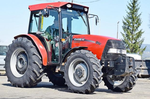 Ogłoszenie rolnicze: CASE QUANTUM 95 C - 2945 MTG - 2009 ROK