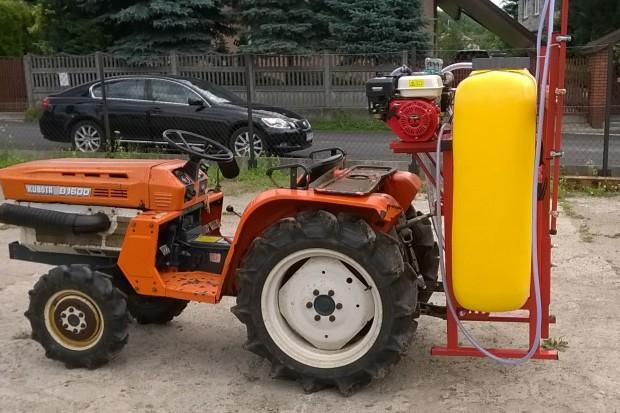 Ogłoszenie rolnicze: Opryskiwacz pod mini traktorki