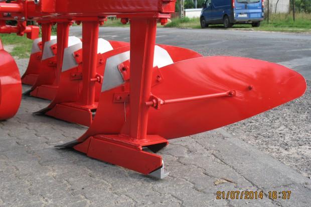 Ogłoszenie rolnicze: Pług zagonowy MAK35 U128/AWs! Transport gratis!! Odkładnie śrubowe!