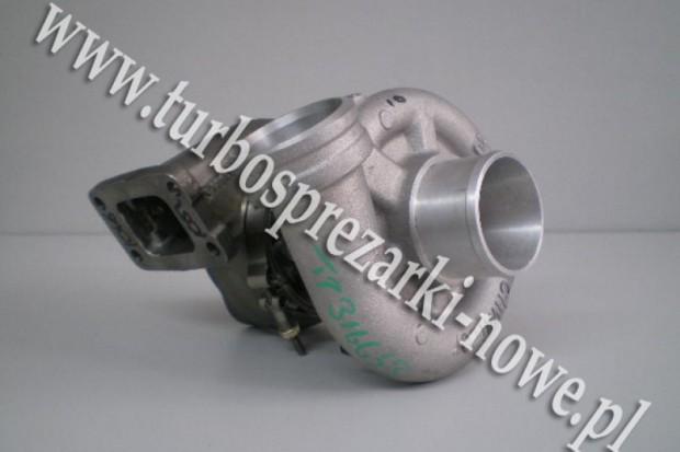 Ogłoszenie rolnicze: Turbosprężarka BorgWarner KKK - Deutz Fahr -   53049880082 /  53049700