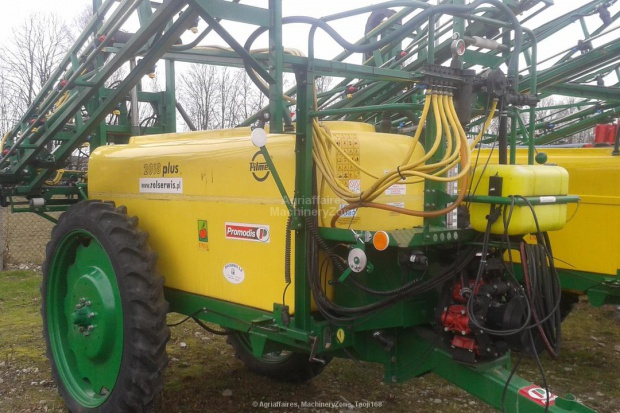 Ogłoszenie rolnicze: Opryskiwacz zaczepiany Unia PILMET 2018 PLUS