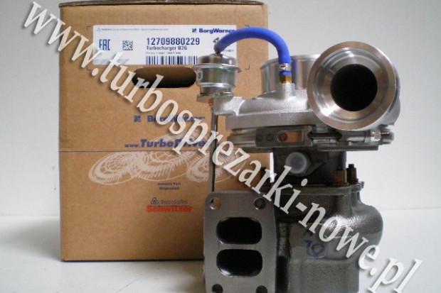 Ogłoszenie rolnicze: Iveco - Turbosprężarka BorgWarner KKK 6.7 12709700072 /  127