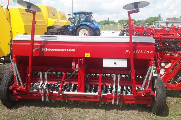 Ogłoszenie rolnicze: Siewnik KONGSKILDE Profiline 300