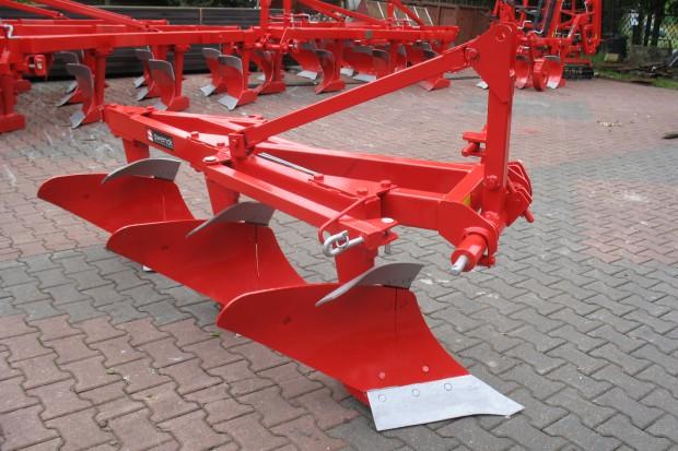 Ogłoszenie rolnicze: Pług zagonowy MAK30 U128/1! Transport gratis!!