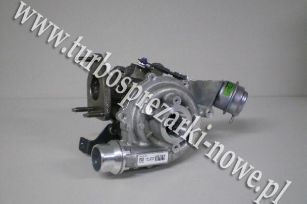 Ogłoszenie rolnicze: Nissan - Turbosprężarka GARRETT 2.0 /  2.3 dCi 786997-5001S