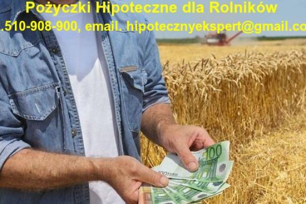 Ogłoszenie rolnicze: Ważna Wiadomość Dla Rolników Poszukujących Pożyczki
