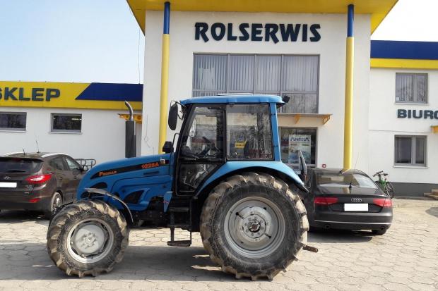 Ogłoszenie rolnicze: Ciągnik rolniczy PRONAR 1025A