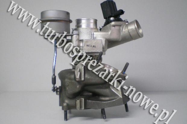 Ogłoszenie rolnicze: Opel - Turbosprężarka MITSUBISHI 2.8 49389-01700 /  49389-01