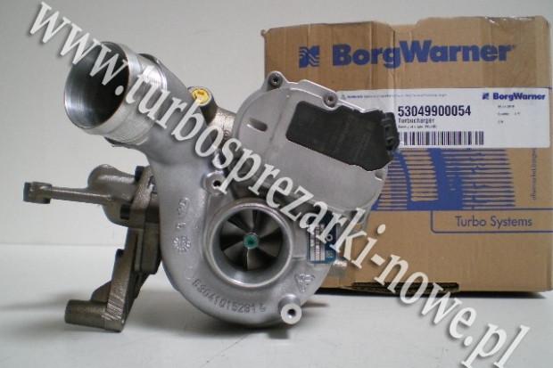 Ogłoszenie rolnicze: Audi - Nowa turbosprężarka BorgWarner KKK Oryginal Reman 3.0