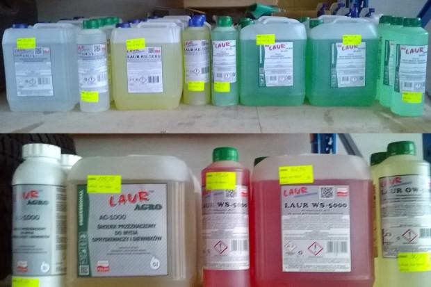 Ogłoszenie rolnicze: Płyn do mycia opryskiwaczy i siewników 5 L