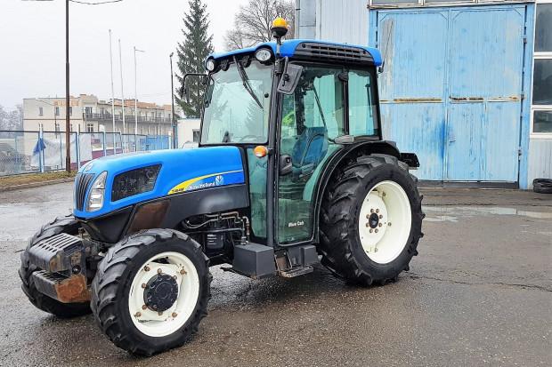 Ogłoszenie rolnicze: NEW HOLLAND T4040F - 2009 ROK