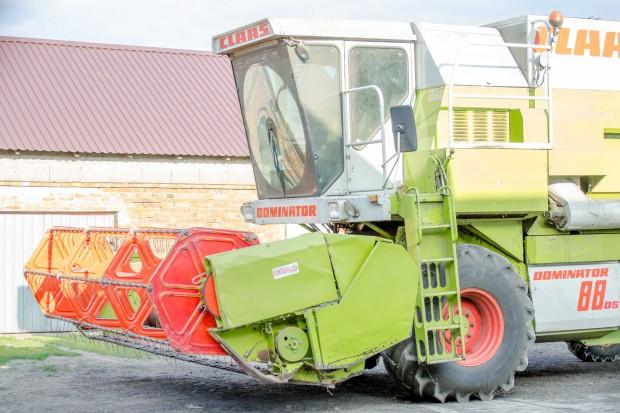 Ogłoszenie rolnicze: Claas Dominator 88s