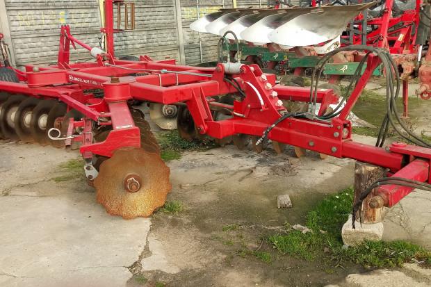 Ogłoszenie rolnicze: talerzówka terra-x 400