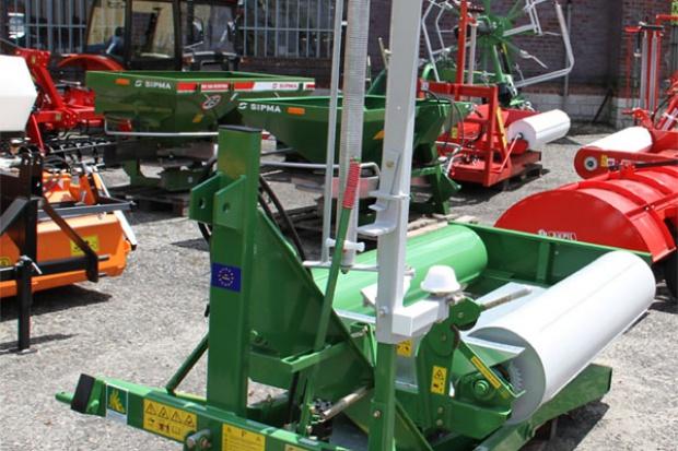 Ogłoszenie rolnicze: Owijarka do bel SIPMA OZ 7500 TEKLA / NOWA
