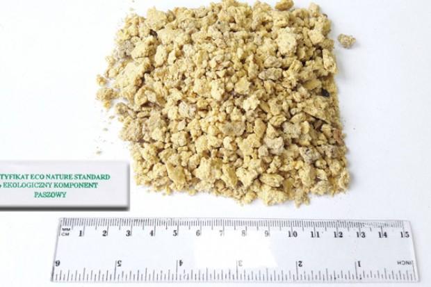 Ogłoszenie rolnicze: Makuch sojowy NON GMO