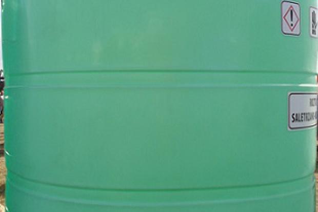 Ogłoszenie rolnicze: Zbiornik na nawozy płynne o pojemności 19.000 TON