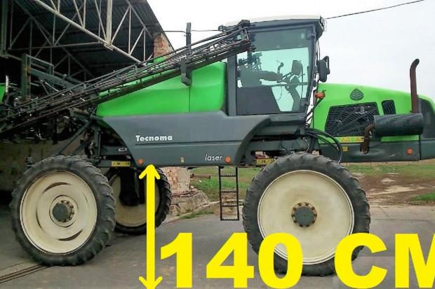 Ogłoszenie rolnicze: TECNOMA LASER 3240 - 2009 ROK - 3477 MTG - 40 km/h