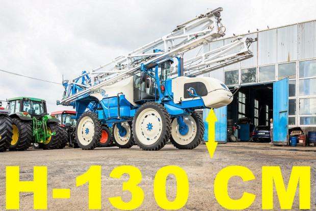 Ogłoszenie rolnicze: MATROT MAESTRIA 15R - 130 CM - GPS - TRIMBLE CFX 750 - 36 M - BELKA Z TYŁU