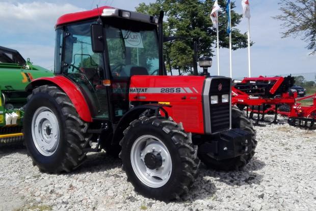 Ogłoszenie rolnicze: Ciągnik Rolniczy HATTAT  285S