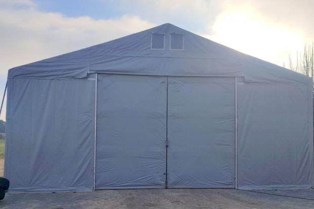 Ogłoszenie rolnicze:  Namioty Hale namiotowe magazynowe pomorskie 5x10 4x6 5x8 MTB