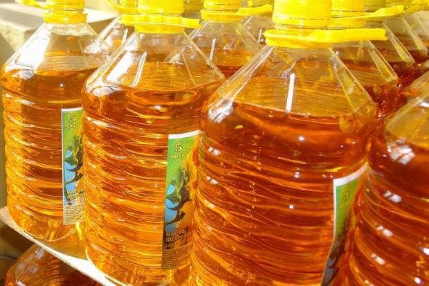 Ogłoszenie rolnicze: Ukraina. Zaklady tluszczowe, rozlewnia oleju. Slonecznikowy 2,5 zl/L