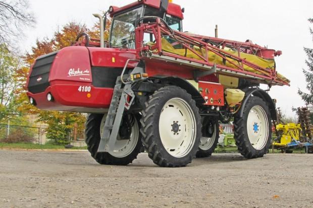 Ogłoszenie rolnicze: OPRYSKIWACZ HARDI 4100 TWIN FORCE - 40 KM/H - 27 M - 2006 ROK