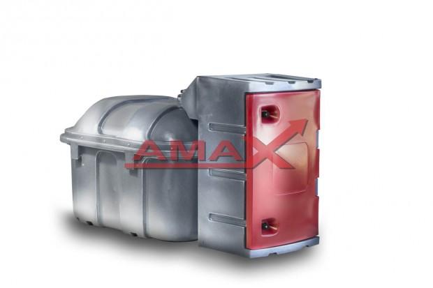 Ogłoszenie rolnicze: Zbiornik na paliwo 1500l  JFC olej napędowy diesel stacja paliw AMAX