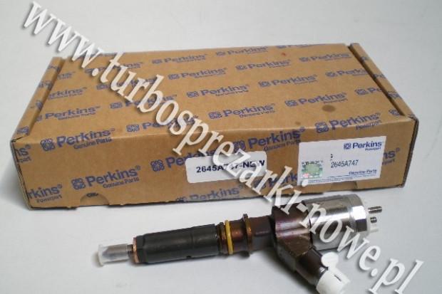 Ogłoszenie rolnicze: Wtryskiwacz paliwa CR DENSO - Wtryskiwacze -   2645A718 /  2645A734 /